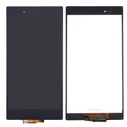 Dashou Lcd Screen Replacement For Sony Xperia Z Ultra XL39 Black Strong And Sturdy Lcd Touch Screen Display Professional Replacement Repair Easy Installation
