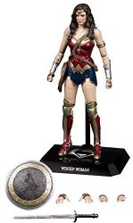 Beast Kingdom Batman V Superman: DAH-002 Dynamic 8CTION Heroes Wonder Woman Action Figure