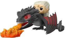 Funko Pop Rides: Game Of Thrones - Daenerys On Fiery Drogon