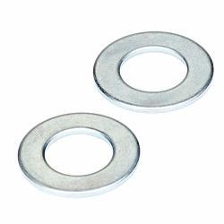 Allfasteners 1 4 Uss Flat Washer Zinc Plated - 500 Pack