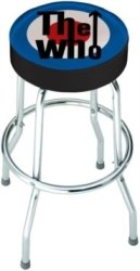 RockSax The Who - Target Bar Stool
