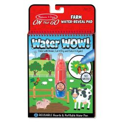 On The Go Water Wow - Farm