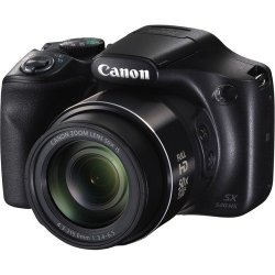 Canon Powershot SX540 HS Digital Camera in Black