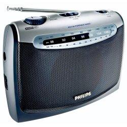 Philips Fm lw Portable Radio Az 2160
