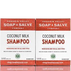 Chagrin Valley Soap & Salve Organic Natural Shampoo Bar Coconut Milk |  R580 00 | Sunglasses | PriceCheck SA