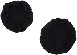 Stretchable Germproof Headphone Covers Earcup Earpad For 9 11CM Headset