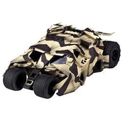 Sci-fi Revoltech 043EX Batmobile Tumbler Camouflage Ver