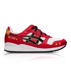 Asics Sportstyle Women's Gel-lyte III Og Red Sneaker