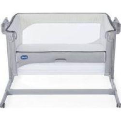 Chicco NEXT2ME Magic Bedside Cradle Grey