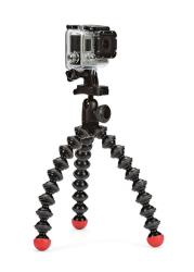 Joby Gorillapod Action Video Tripod - A Strong Flexible Lightweight Tripod For Gopro HERO6 Black Gopro HERO5 Black Gopro HERO5 S