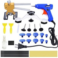 Car Body Paintless Dent Repair Tool Glue Puller Lifter Hail Damage Removal
