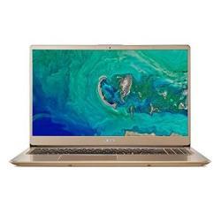 "Acer Swift 3 SF315 Laptop: Core I7-8550U 256GB SSD 8GB RAM 15.6"" Full HD Ips Display Windows 10 Luxury Gold"