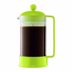 Bodum Brazil 1-LITER 34-OUNCE French Press Coffeemaker Green