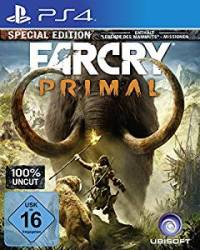 PS4 Ubisoft Far Cry Primal
