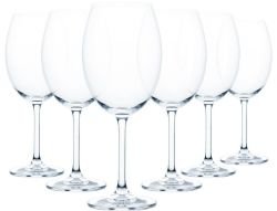 Crane Crystal - Bistro Crystal Red Wine Glass 580ML - Set Of 6