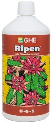 General Hydroponics Ghe Ripen Late Flowering Nutrient - 500ML