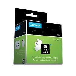 Dymo DYM30856 - Non-adhesive Name Badge Label