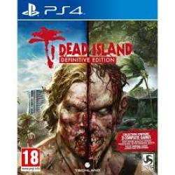 Games Dead Island Definitive Collection PS4