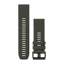 Garmin QuickFit 26mm Moss Green Silicone Band