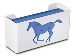 "TrippNT 50851 Priced Right Single Glove Box Holder With Cat 11"" Width X 6"" Height X 4"" Depth"