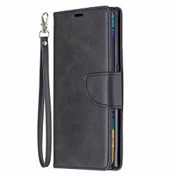 Nexcurio Wallet Case For Huawei Mate 30 Pro With Card Holder Side Pocket Kickstand Shockproof Leather Flip Cover Case For Huawei