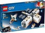 Lego City Lunar Space Station