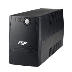 Syntech Fsp FP800 800VA 2X Type-m 1X USB Com Ups - Black