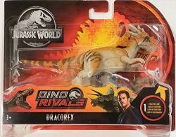Jurassic World Pack Dino Rivals Dracorex Jurassic Park Action Figure