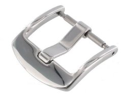 WATCH 20MM Buckle Polished Stainless Steel - WB102