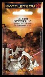 Iron Wind Metals Battletech 20-5090 Stinger Iic Standard By Battletech