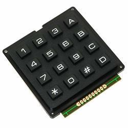 Matrix Rlecs Array Switch Tactile Keypad Module Mcu Board 16 Keys Button For Arduino 4X4 Keypad