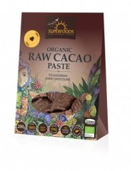 SuperFoods Raw Organic Cacao Paste 200g