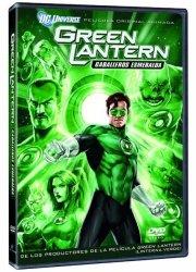 Green Lantern - Emerald Knights DVD