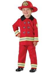 Seasons HK Ltd. Little Boys' Fireman Costume Small