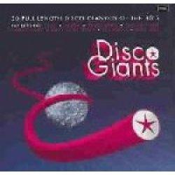Disco Giants cd