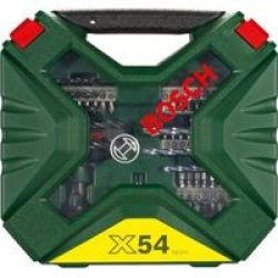 Bosch X-line Classic Drill & Screwdriver Bit Set