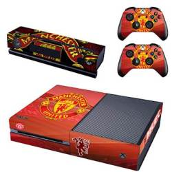 Skin-nit Decal Skin For Xbox One: Manchester United 2016