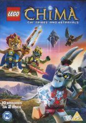 LEGENDS Lego Of Chima: Season 2 - Part 1