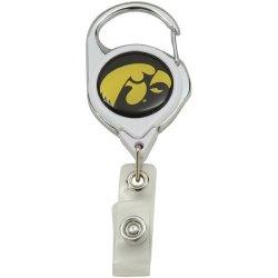 Ncaa Iowa Hawkeyes Premium Badge Reel