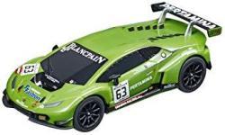 Carrera Go 64062 Lamborghini Hurac N GT3 NO.63 Slot Car Racing Vehicle