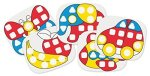 Quercetti Fantacolor Baby Shapes Peg Art Set
