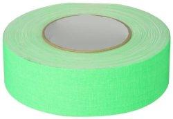 Berry Plastics Corporation Polyken 510 Rubber Premium Grade Gaffer's Tape 45M Length X 48MM Width Neon Green