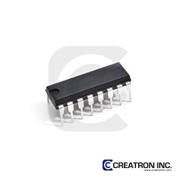 Microtivity ULN2003 High-voltage High-current Darlington Transistor Array Ic 1