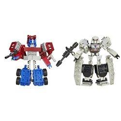 Kre-o Kreo Transformers Optimus Prime Vs Megatron