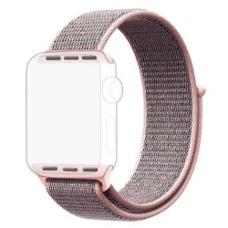 Pifit Nylon Apple Watch Band For 38 40MM - Vintage Rose