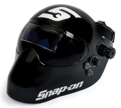 Black Ice Helmet Welding Auto Darkening Adjustable With Grind Feature