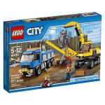LEGO CITY Demolition Excavator And Truck