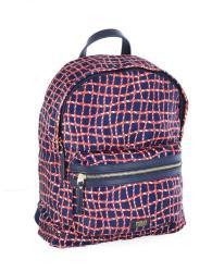 Polo Soho Rope Print Backpack