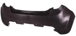 Chev Spark Rear Bumper Without Sensor Hole 2010+