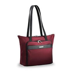 Briggs & Riley Transcend Shopping Tote Merlot